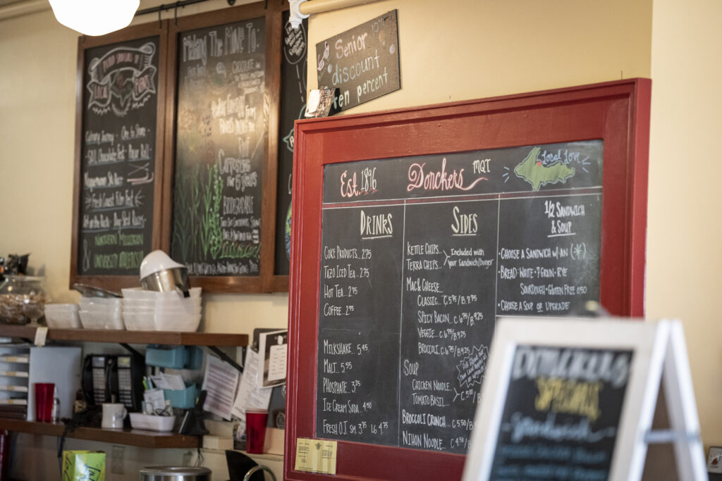 places to eat in marquette
